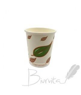 Vienkartiniai puodeliai popieriniai 234 ml