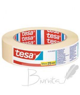 Dažymo juosta TESA, 25mm x 50m