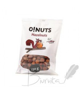 Lazdyno riešutai O!NUTS, 150 g